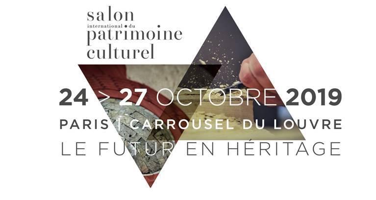 Salon Du Patrimoine Paris 2019 Welsh Slate Europe